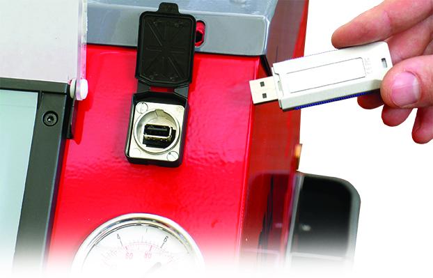 3664 USB port1