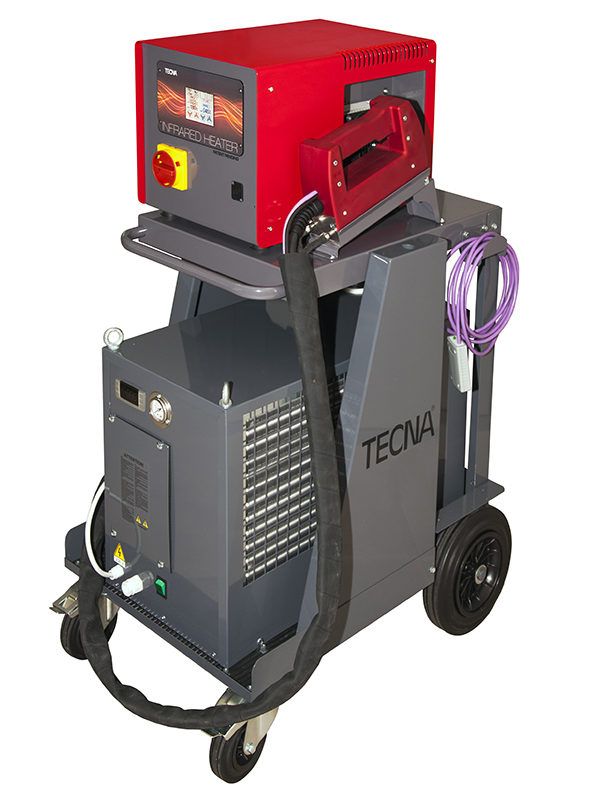 TECNA 3546 Patented Infrared Heat Debonder